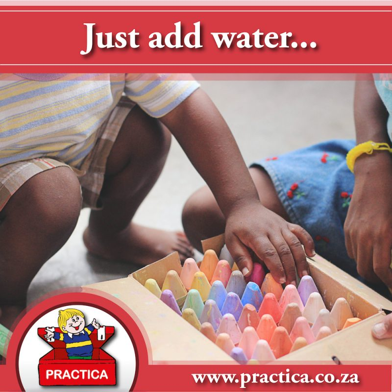 Practica Blog - Just Add Water