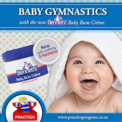 Baby Gymnastics