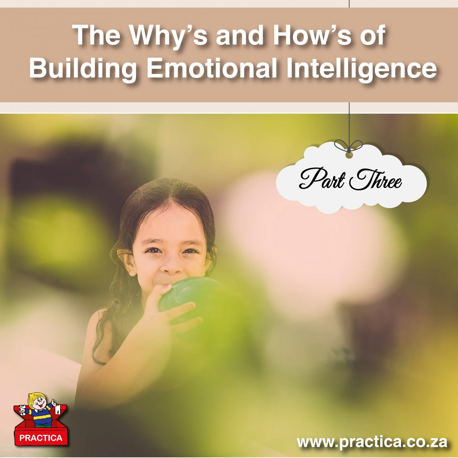 The Why's and How's of Building Emotional Intelligence - Part 3