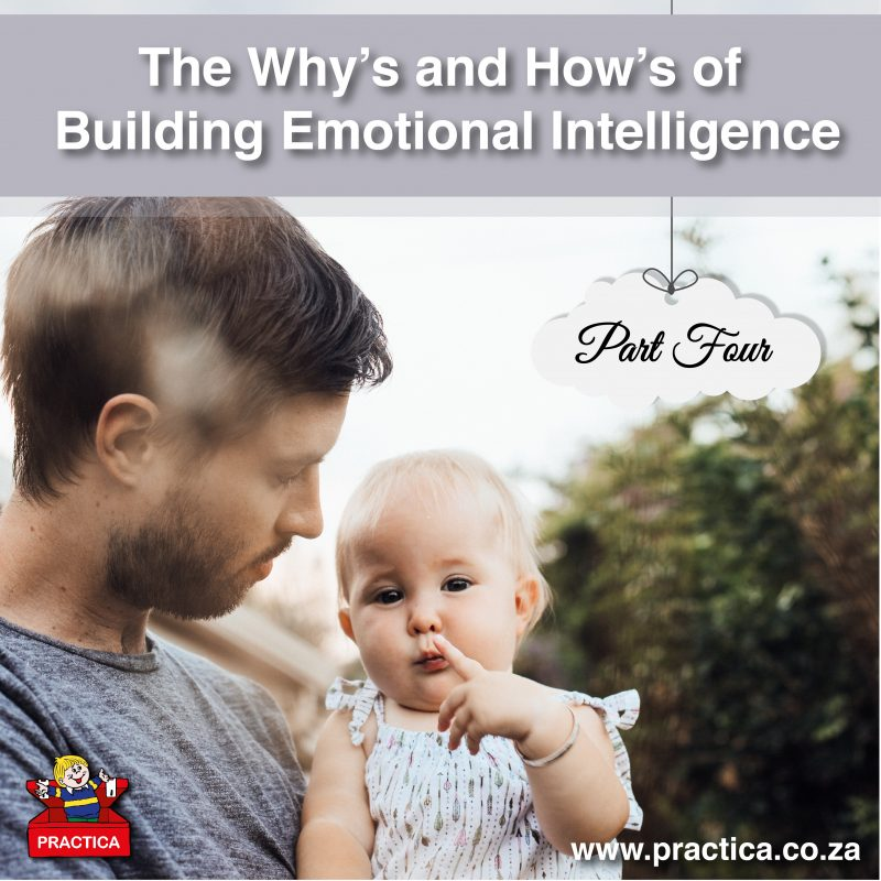 The Why's and How's of Building Emotional Intelligence - Part 4