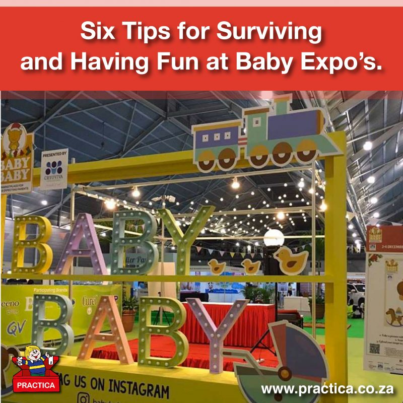 Practica Blog - GEt the most out of Baby Expo's