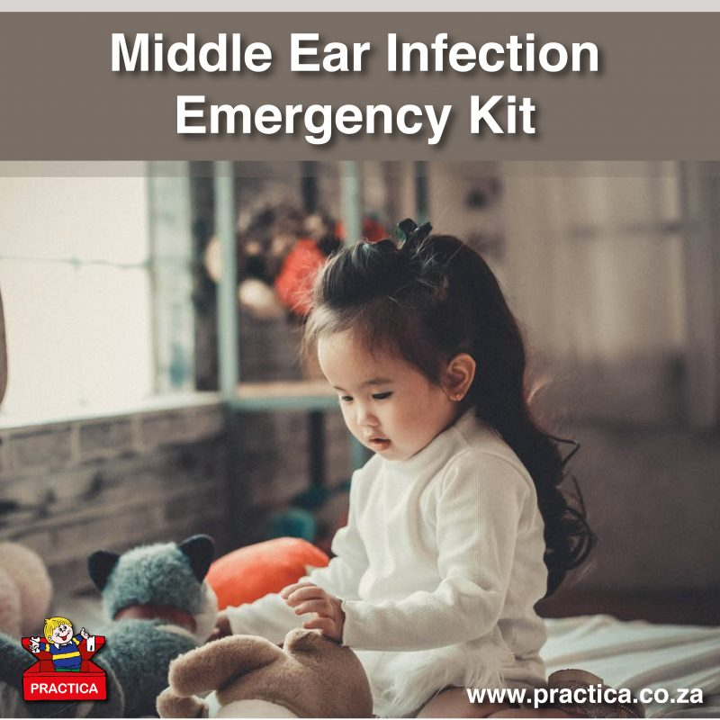 Middle Ear Infection Emergency Kit.