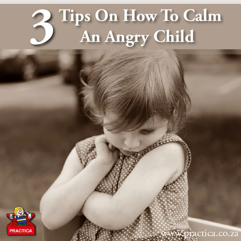 Calming an Angry Child