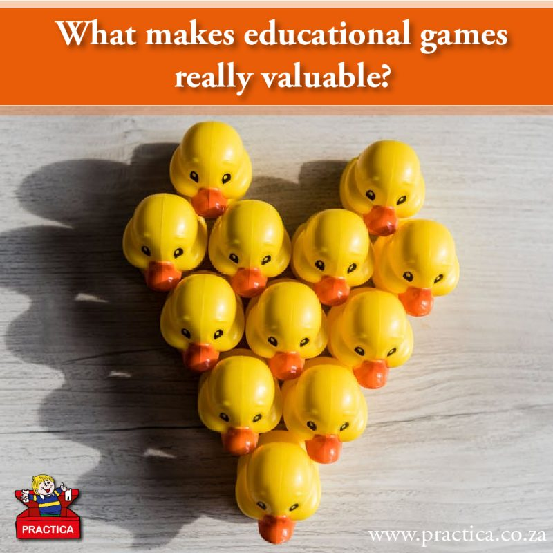 Practica - Educational Games