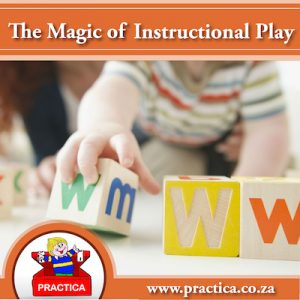 The Magic of Instructional Play