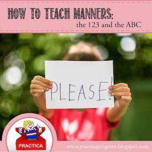 PB - Manners