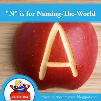 PB - N is for Naming